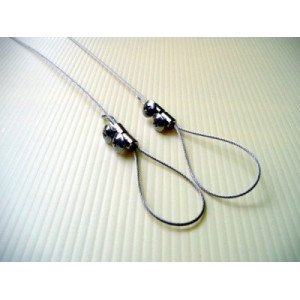 Set cabluri sustinere lampi acvariu