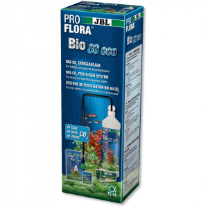 Sistem CO2 acvariu JBL ProFlora bio80 eco 2 (BioCO2 Reusable)
