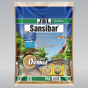 Substrat acvariu JBL Sansibar Orange 5kg