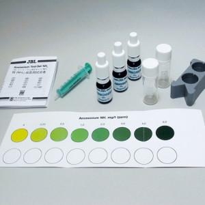 Test apa acvariu JBL NH4 Refill