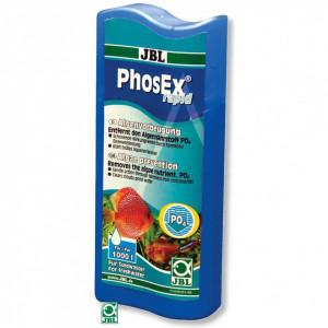 Tratament apa acvariu JBL PhosEx Rapid 250 ml pentru 1000 l D/GB