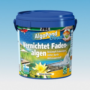 Tratament impotriva algelor JBL AlgoPond Direct 1 Kg