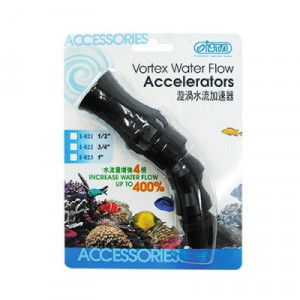 "Accelerator pompa apa Vortex - Water Flow Accelerator 1"", I-823"