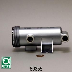 Carcasa cu sticla pentru sterilizator acvariu JBL UV-C II 5W Housing + quartz sleeve