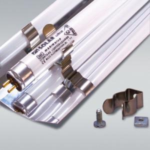 Cleme JBL Clips metalic pentru reflector Solar, 2 buc