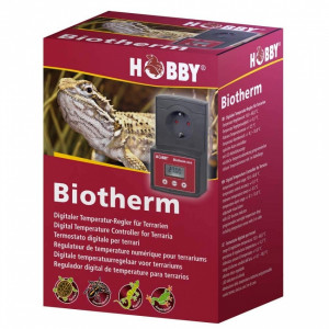 Controler temperatura pentru terarii Biotherm Eco
