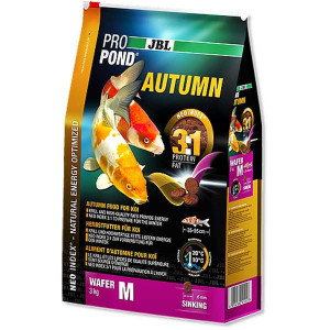 Hrana completa pesti koi , JBL ProPond Autumn M 3kg
