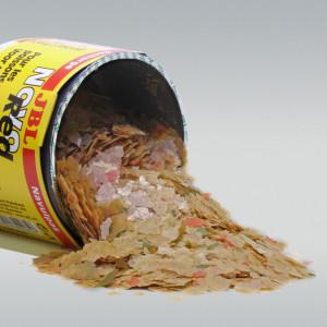 Hrana pentru carasi fulgi JBL NovoRed 130 g Refill