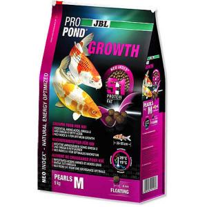Hrana pesti iaz JBL ProPond Growth M 5 kg