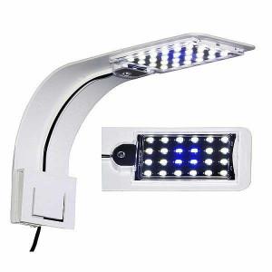 Lampa led acvariu White & Blue 30 leduri 7W