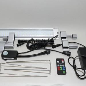 Lampă LED suplimentara RGB JBL LED SOLAR EFFECT 8 W