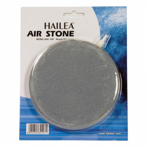 Piatra aer rotunda Hailea ASC-150/150x18mm