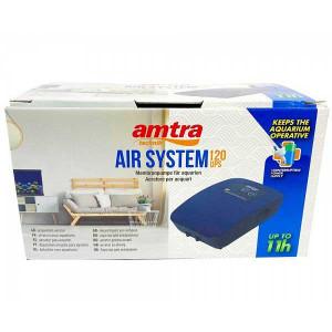 Pompa de aer cu acumulator si accesorii debit 2l/min