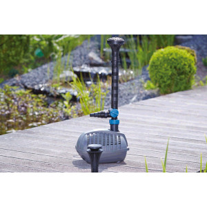 Pompa de apa iaz Aquarius Fountain Set Eco 7500