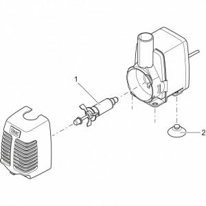 Pompa recirculare Oase OptiMax 500