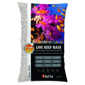 Red Sea Live Reef Base-Ocean White 0.25-1mm/10Kg