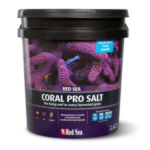 Sare Marina Coral Pro Salt - 7 Kg (210 liters) - Galeata - RED SEA-