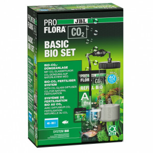Set fertilizare JBL PROFLORA CO2 BASIC BIO SET
