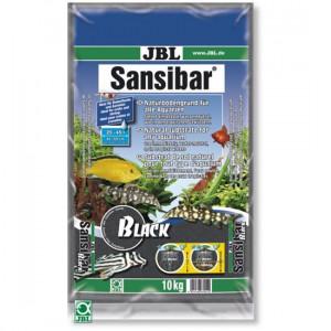 Substrat acvariu JBL Sansibar Black 10 kg