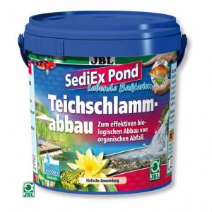 Tratament apa iaz JBL SediEx Pond 250 G
