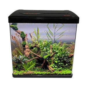 Acvariu LED 36,5 cm lungime cu sistem de filtrare