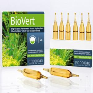 Fertilizant plante acvariu BioVert 6 fiole - PRODIBIO