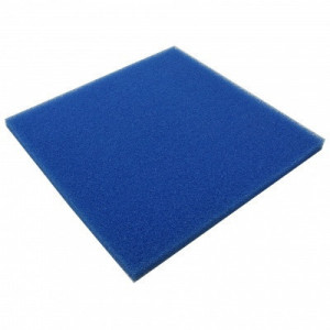 Filtru Burete JBL Blue filter foam fine pore 50x50x2,5cm