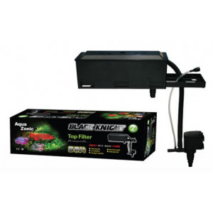 Filtru intern Acvariu On Top Black Knight-3 (1100L/H) - AQUAZONIC