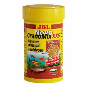 Hrana ganule pentru toate speciile JBL NovoGranoMix XXS Refill 100ml