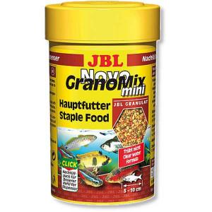 Hrana granule pentru toate speciile JBL NovoGranoMix mini 100ml Refill