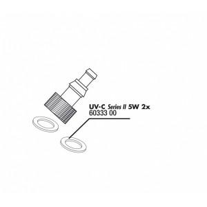 JBL Garnitura/O-ring pentru conectori UV-C 5W (2x)