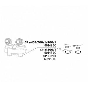 JBL O-Ring garnitura robineti CP e150X (1 set)