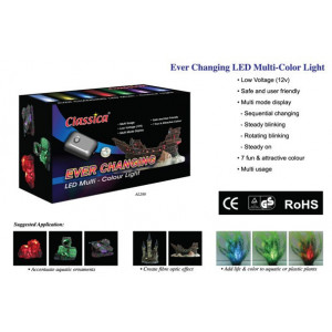 Led subacvatic Ever Changing Multi Color Light-AL288