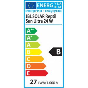 Neon terariu JBL Solar Reptil Sun T5 Ultra 550mm-24W (7400K)/ UV-A 63%/UV-B 12%