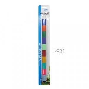 Piatra de aer acvariu ajustabila, color, 30cm