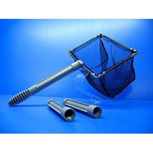 "Plasa pentru iaz Minciog inoxidabil plutitor - Stainless Floating Fishing Net Coarse mesh 8 ""- 20x15 cm"