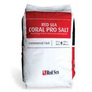 Sare Marina Coral Pro Salt - 25 Kg ( 750 liters) - Sac - RED SEA-TRANSPORT GRATUIT!