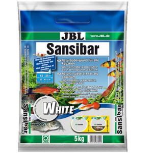 Substrat acvariu JBL Sansibar White 5 kg