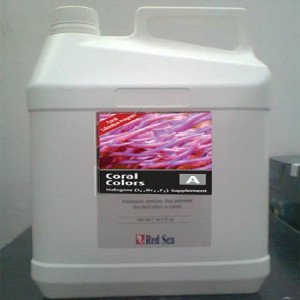 Supliment marin RED SEA Coral Colors A