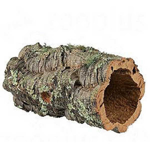 Tunel decor JBL Cork bark
