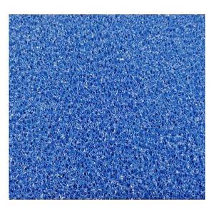 Burete JBL Blue filter foam coarse pore 50x50x2,5cm