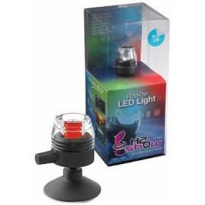 Decor acvariu H2Show cu LED roșu