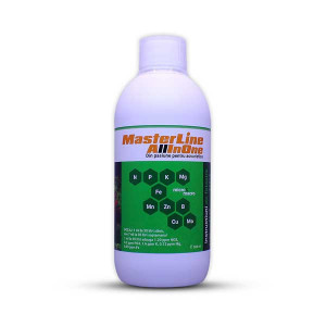 Fertilizant complet plante MasterLine All In One (500 Ml)