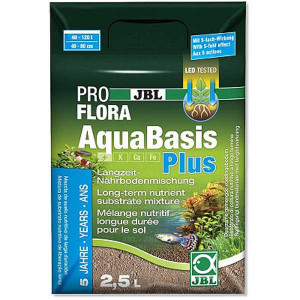 Fertilizant plante acvariu JBL AquaBasis plus 2,5l