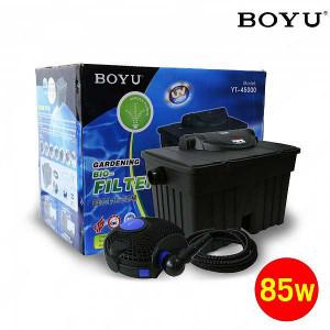 Filtru complet iaz pentru maxim 45000 litri cu UVC 36W Boyu YT-45000