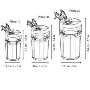Filtru extern acvariu /Prime 20 HYDOR