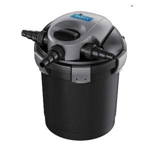 Filtru presiune iaz Hailea QF20 /8000 litri + pompa recirculare + 9W UVC Y