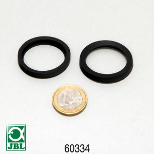 Garnitura pentru sterilizator acvariu JBL O-ring for pipe connectors UV-C 9-36 W
