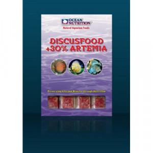 Hrana congelata pentru pesti Discusfood cu 30% Artemia 100g