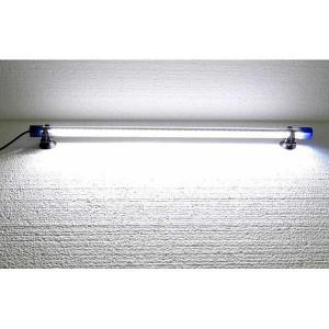 Lampa cu iluminare led submersibila 60 cm alba